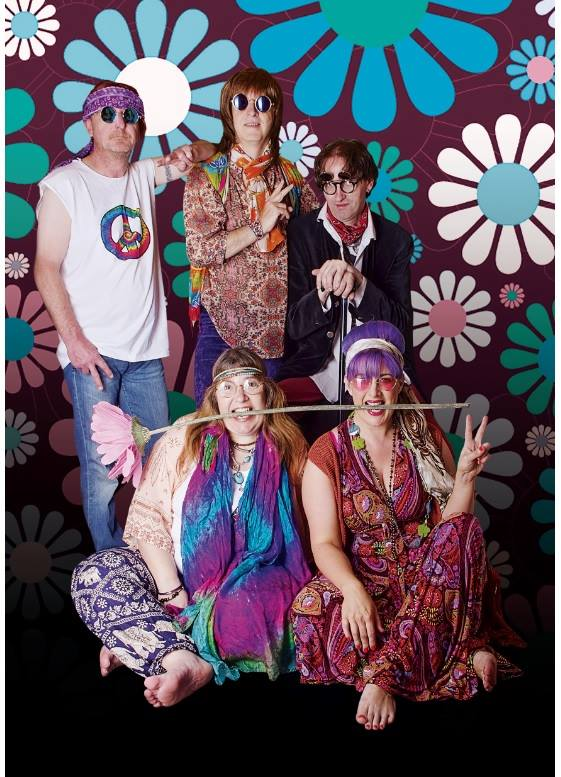 Summer of Love play The Sound of Woodstock @ The Black Box