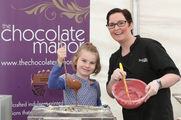 Chocolate making for kids @ The Black Box