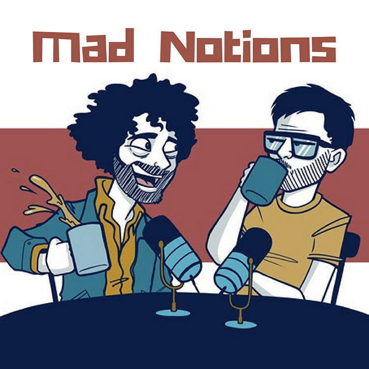 CQAF-Mad Notions Podcast @ The Green Room