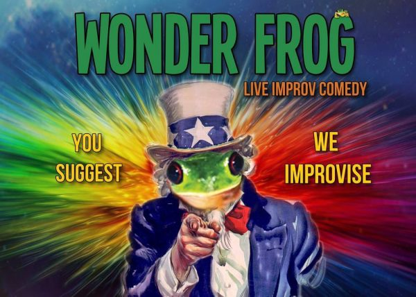 Wonder Frog Improv Comedy @ The Green Room