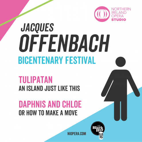 NI Opera: Jacques Offenbach @ The Green Room