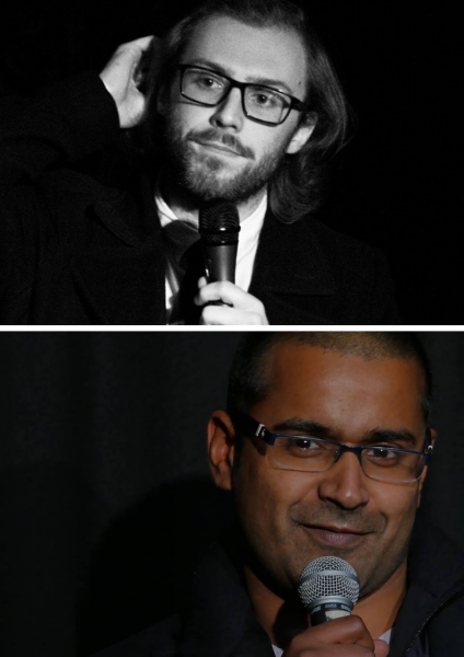 Comedy Lab: Ross Mitchell + Mustafa Saed @ The Green Room