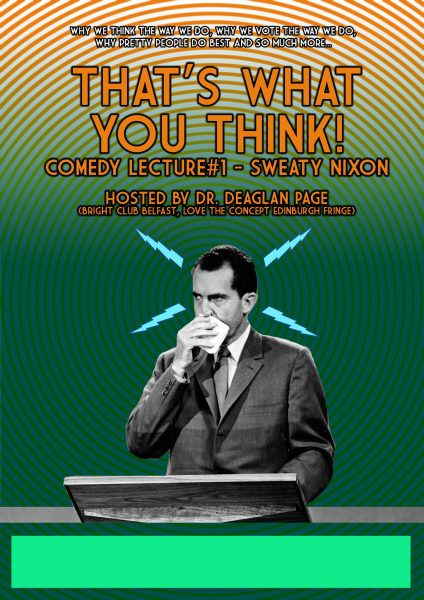 Comedy Lab: That's What You Think @ The Green Room