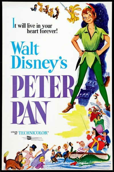 Cinema Day: Peter Pan @ The Black Box