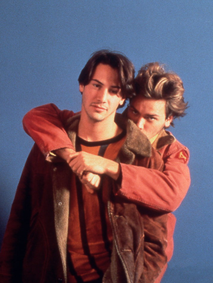 OUTBURST ARTS presents CINEMA DAY: MY OWN PRIVATE IDAHO @ The Black Box
