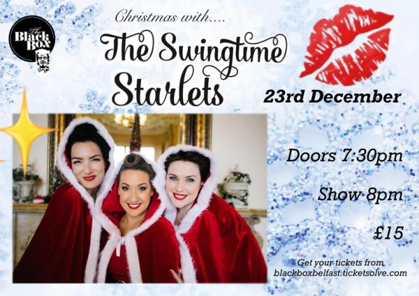 Christmas with The Swingtime Starlets @ The Black Box