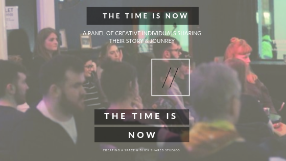 The Time is Now // Life After University @ The Green Room