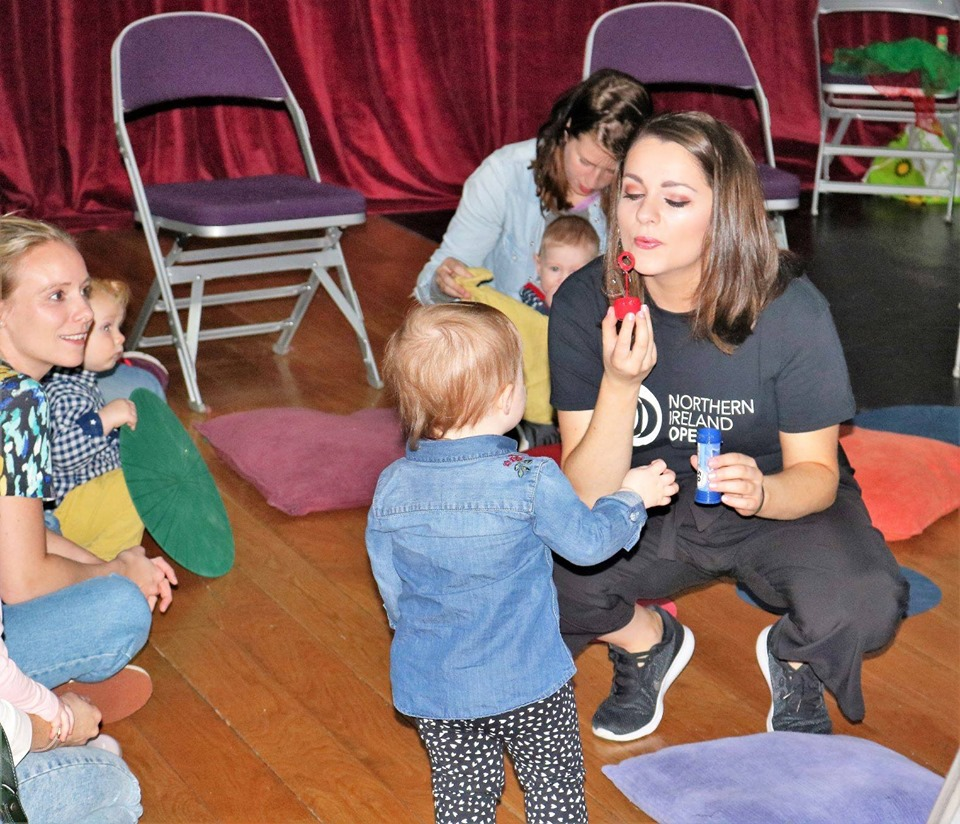 Culture Day-Little Lullabies: Opera for Babies @ The Black Box