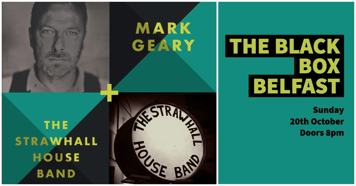 Mark Geary + The Strawhall House Band @ The Green Room