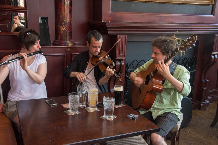 Trad sessions @ The Green Room