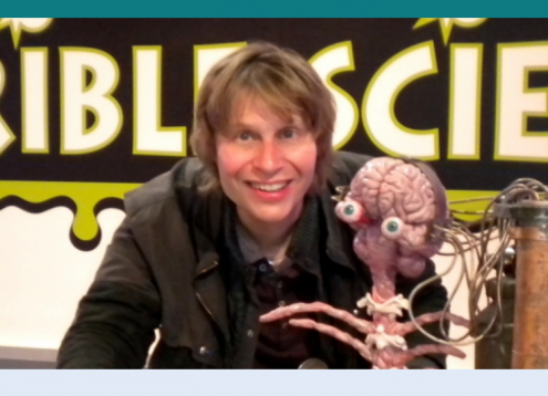 NISF - Nick Arnold's Horrible Science Lab – Part Two! @ The Black Box