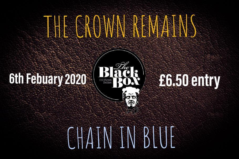 The Crown Remains @ The Black Box