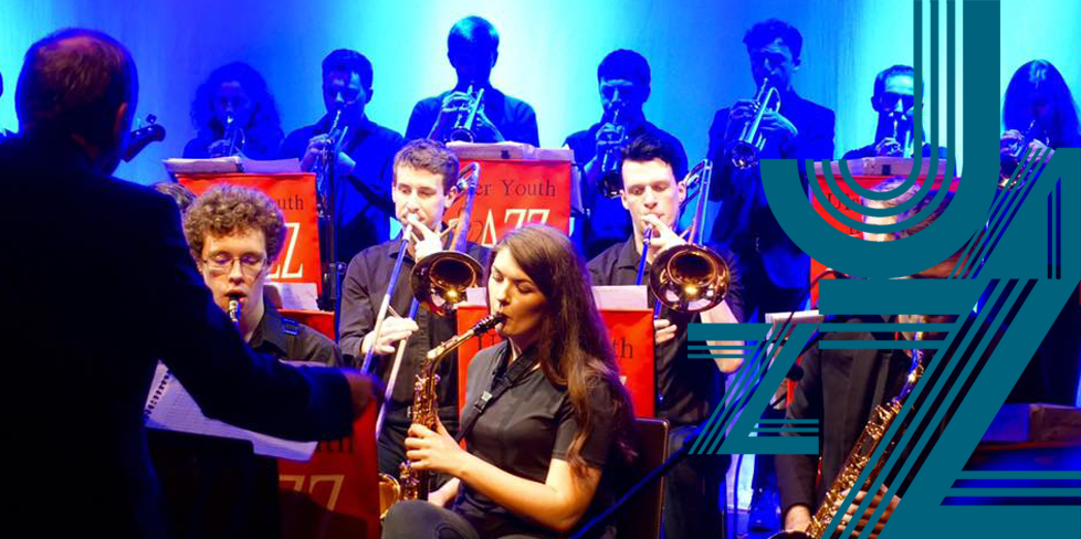 Brilliant Corners-Ulster Youth Jazz Orchestra @ The Black Box