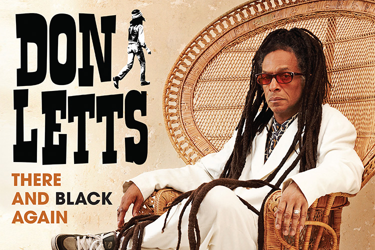 CQAF-Don Letts – There and Black Again Book Event + DJ Set